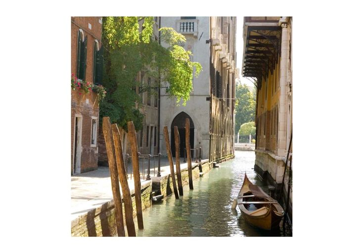 Wouldn't it be great to wake up in Venice every morning?  Hidden Venice - Pictures - Living Room Storage | Bookcases | Furniture Village
