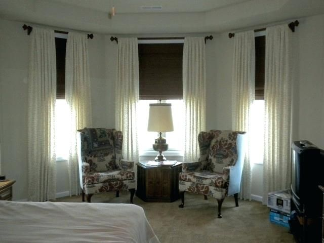 Best 25 Bow Window Curtains Ideas On Pinterest Twine