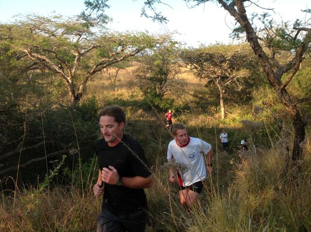 Happiness is.... @KZNTRAILRUNNING