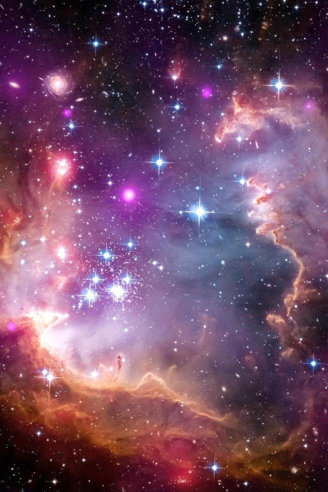 nebula galaxy wallpaper - photo #43