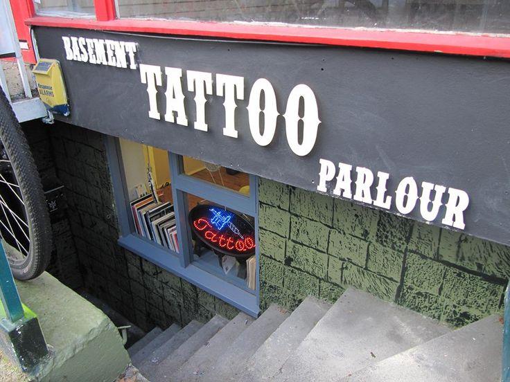 basement Tattoo Parlour 83B Lewes Road Brighton BN2 3HZ www.basementtattooparlour.co.uk