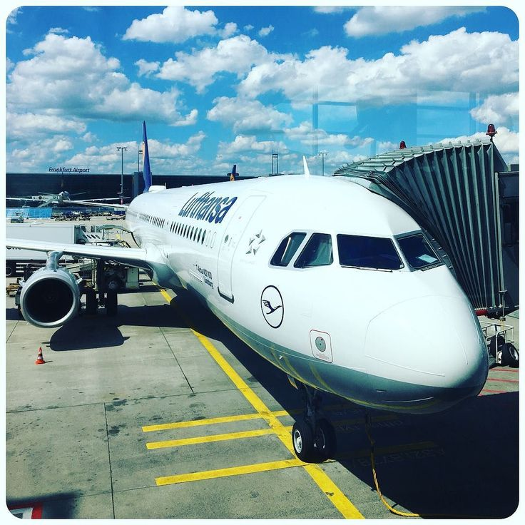 Lufthansa Flug Barcelona Frankfurt