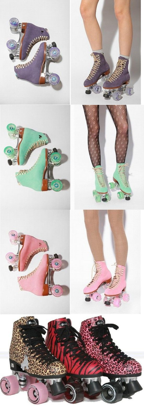 Moxi Lolly Roller Skates- getting these: