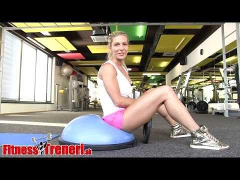 Funkčný tréning na chudnutie od bikini fitnessky Denisy Lipovskej - YouTube