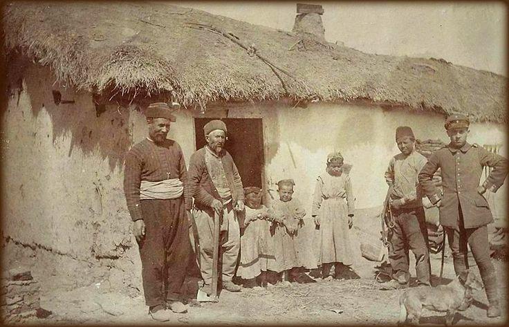 Tatars. Romania Tatars. Dobrogea