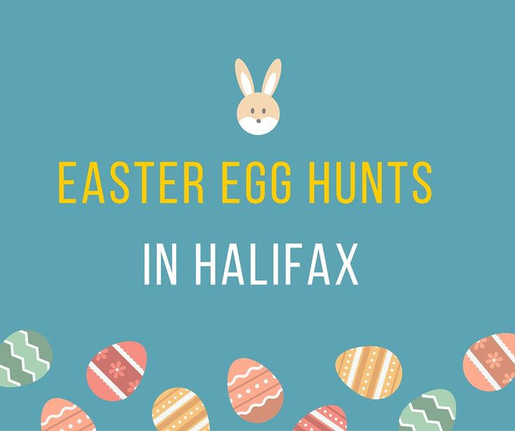 Dad Don't Lie - a Dad blog out of Halifax taking an honest look at the journey through parenthood.: Looking for Easter Egg Hunts in Halifax for 2016?