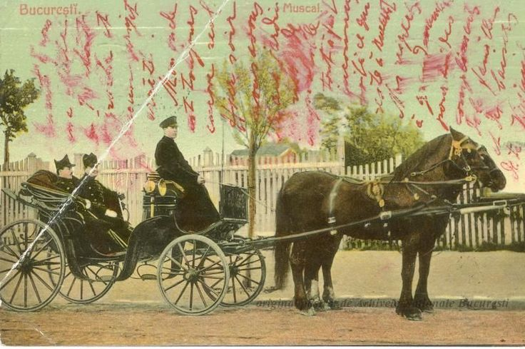 Historypin | Historypin | Old Bucharest | Photographic Collection- Post cards- National Archives of Romania