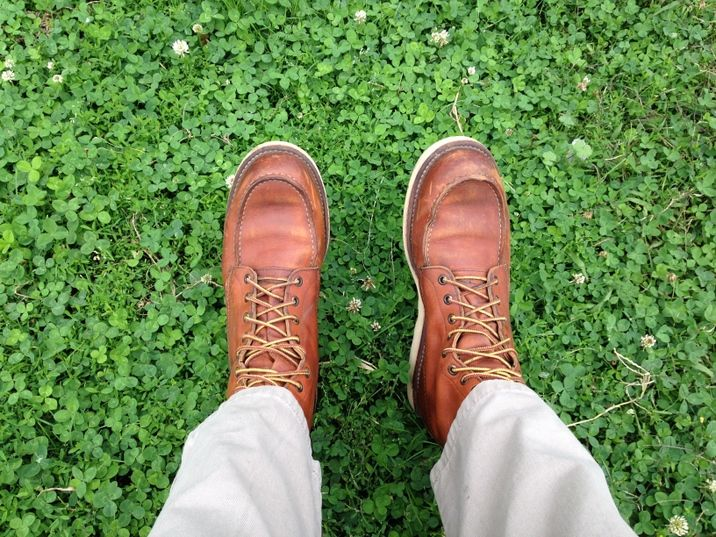 Fall and Winter Boots: My Favorite Styles/ Red Wing 877