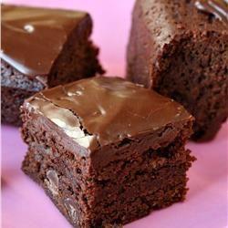Λαχταριστά brownies με 3 υλικά!