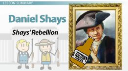 Weaknesses of the Articles of Confederation and Shays Rebellion - Free US History I Video