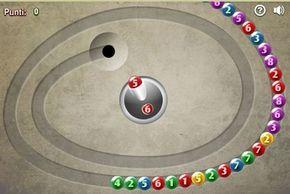 Con questo gioco diventerete veloci nelle somme e nelle sottrazioni a mente. Colpite rapidamente la pallina che, sommata alla vostra, forma il totale di 10. Eliminate gruppi di palline con lo stess…