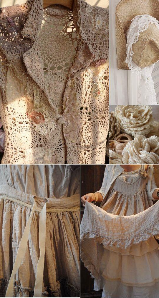 linne klader inspiration design linen tips ide virka detaljer