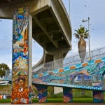 Chicano Park murals, more than 70 of them! http://www.everintransit.com/chicano-park-san-diego/