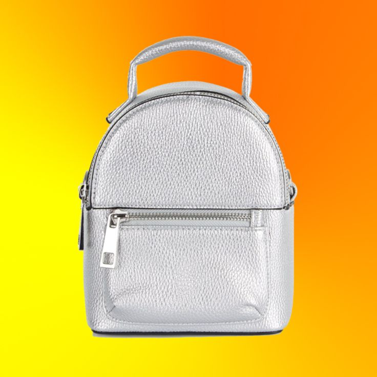 Save, Spend, Splurge: Song of Style's Metallic Backpack