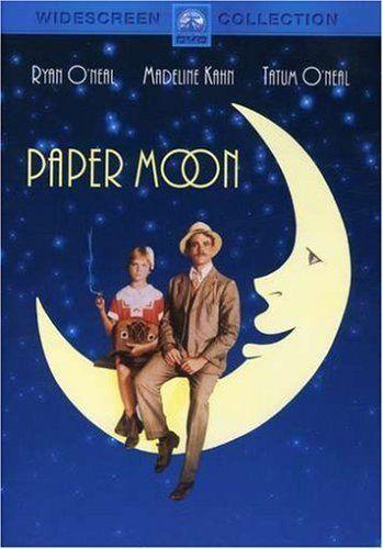 Бумажная луна / Paper moon 1973 (Питер Богданович), драма, DVDRip