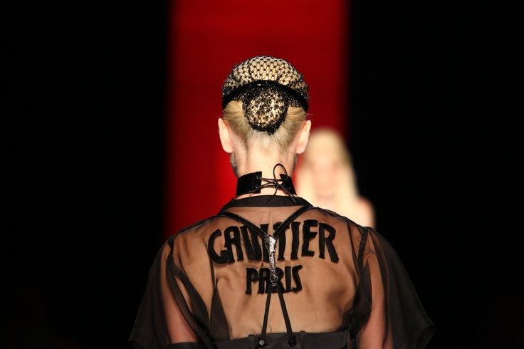Collection Haute Couture automne-hiver 2012-13  www.jeanpaulgaultier.com #JPGaultier #PFW #couture