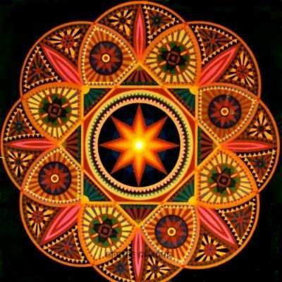 """#Mandala - Peter7a_1254947524.jpg  Lecture: """"Umbria Sacred Arts and Architecture"""" by Professor James Shield /Peter7a_1254947524.jpg"""