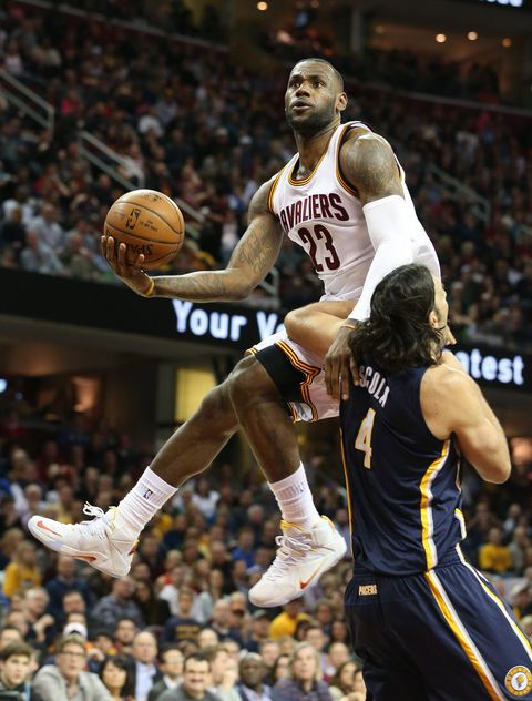 LeBron James: Cavs vs. Pacers, March 20, 2015 - Photo Gallery - cleveland.com