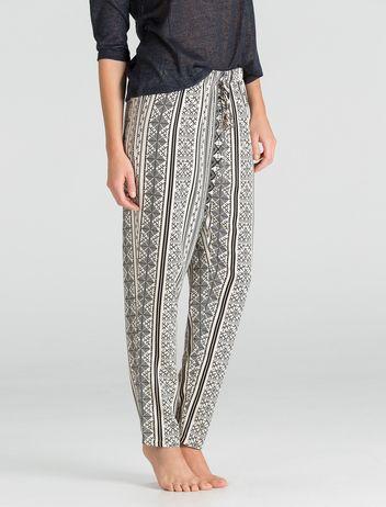 Ethnic Baggy pants | 19,99 € | Women'Secret