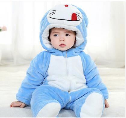 Doraemon Animal Costume Kigurumi Pajamas Cosplay Halloween