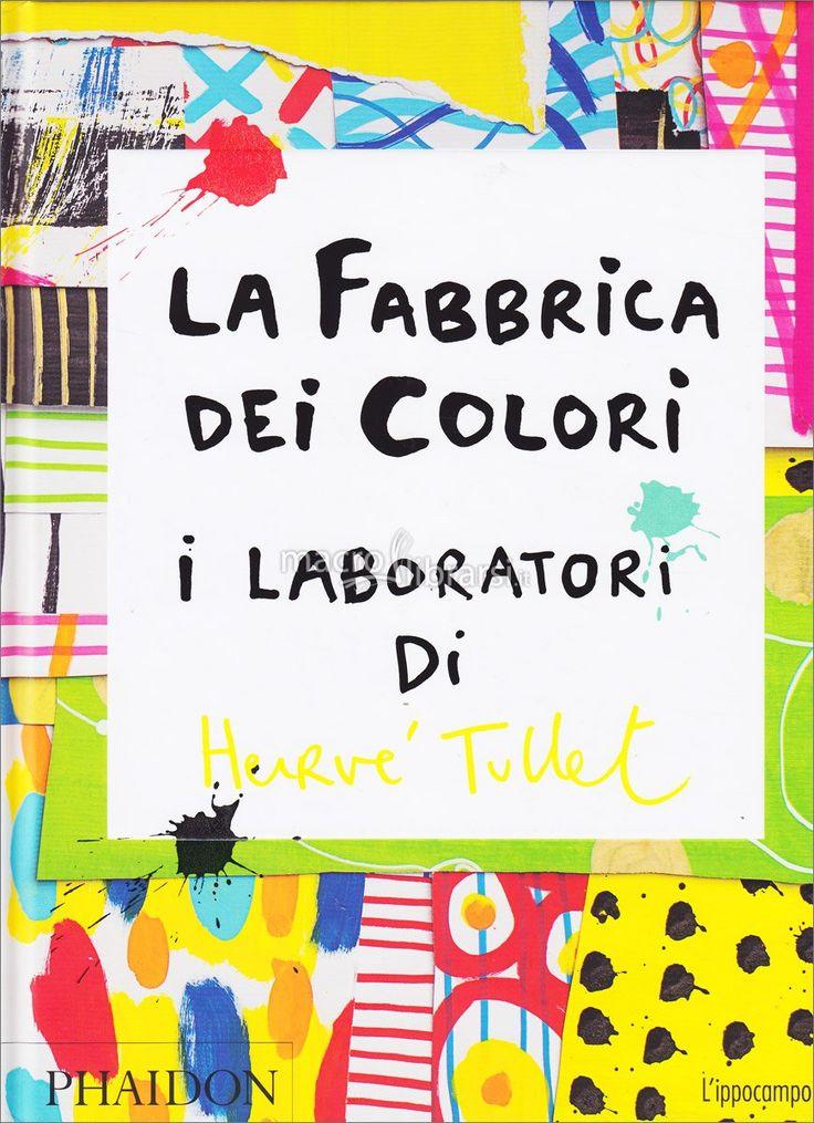 Un interessante strumento sia per chi vuole approfondire il lavoro di Hervé Tullet sia per chi vuole mettere in piedi un laboratorio artistico con bambini e ragazzi e si avvicina così al lavoro di …