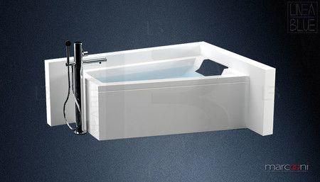 Wanna VFA-27 jest jednym z mniejszych modeli dostępnych w ofercie Marcooni. Kreatywna bryła oparta na tradycyjnych rozwiązaniach w optymalny sposób wykorzystuje przestrzeń łazienki, zapewniając jednocześnie wygodę użytkowania wanny. Niewielkie wymiary wanny sprawiają, że model wspaniale prezentuje się w małych łazienkach.