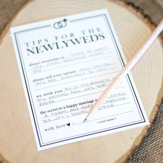 Wedding Advice: 25+ Best Ideas About Wedding Advice Cards On Pinterest
