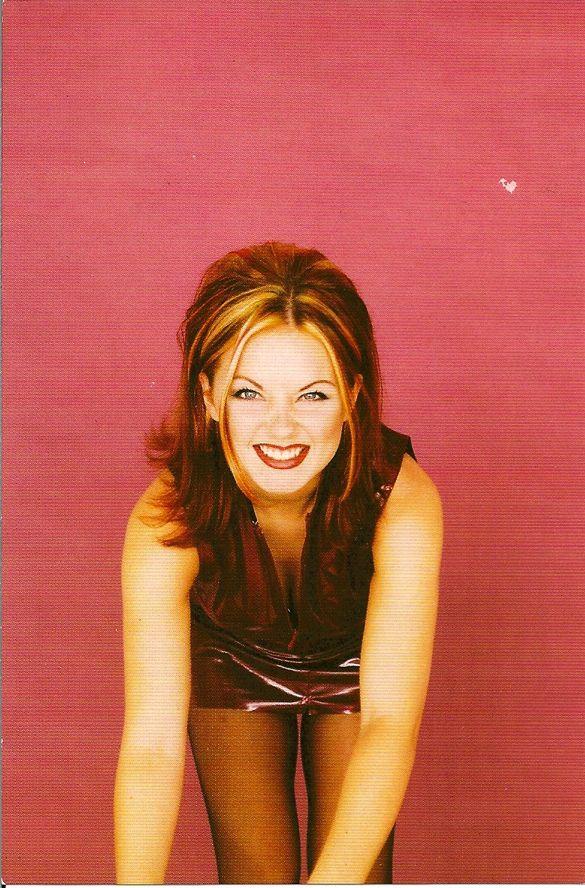 Geri Halliwell - Ginger Spice was always my favorite...