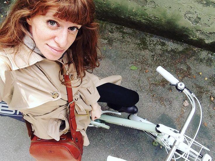 Domenica è: cucù primavera :) #chidisegna #bike #voglioviverecosì #Rimini #spring #free by mariannabalducci_chidisegna