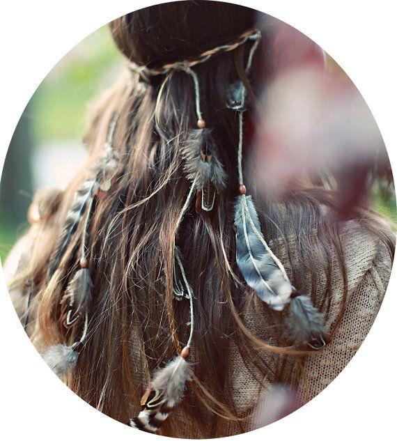 CUSTOM Native Headband / Headpiece / Headdress by MoondialGypsy