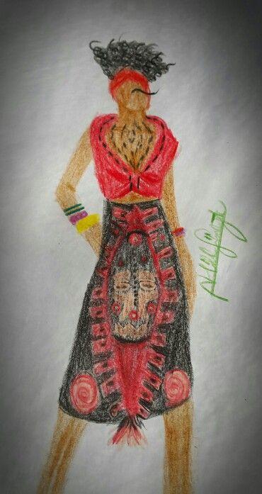 #afrika#modası#3