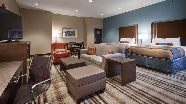 Guest Room Hotel Motel Inn Washington Missouri Bestwestern Guestroom