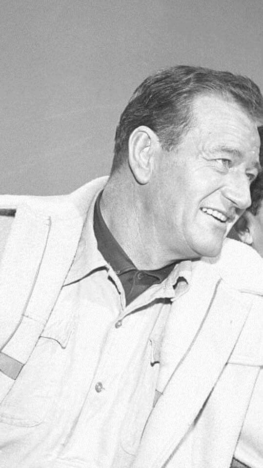 Marion Morrison aka  John Wayne aka The Duke