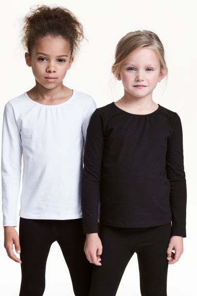 £8 2-pack long-sleeved tops | H&M  http://www2.hm.com/en_gb/productpage.0433796020.html