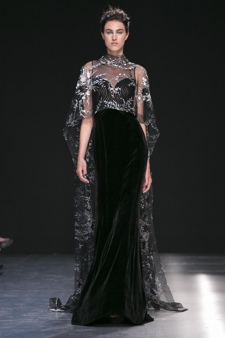 Georges Chakra Couture Fall/Winter 2017-2018 46