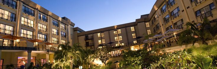 Night 1 and 4: Kigali Serena Hotel: Kigali, Rwanda