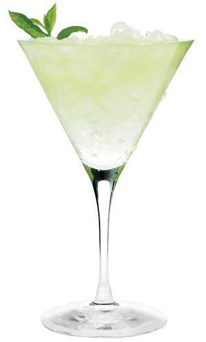 Mint martini recipe