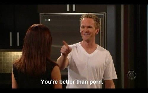 how i met your mother porn