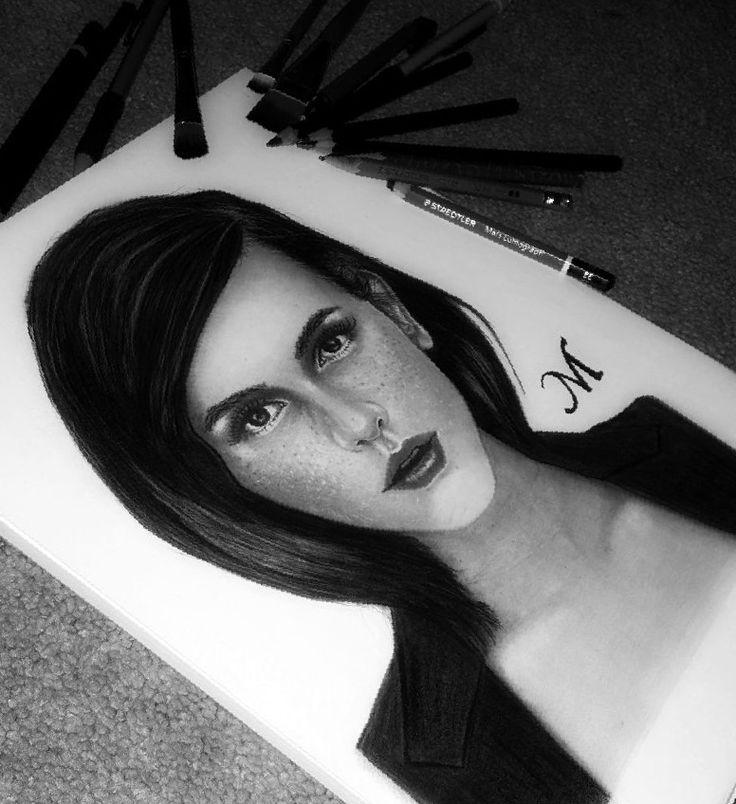 Emna watson portrait