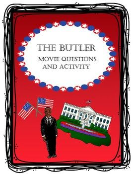 The Butler includes: Fun movie questions and activities about the movie. Buy the document and choose the ativities you want to use #butler #blackhistory #black #history #activities #moviequestions #movie #questions