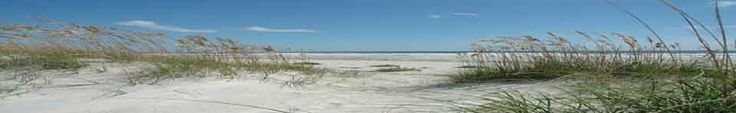 My dad said he went backpacking at Cumberland Island right out of college, and it was great...maybe he'll take me soon?!? Definitely in the winter when there are less bugs! ;)
