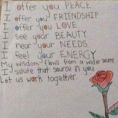Image result for montessori peace rose