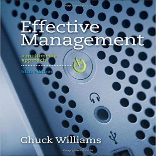 29 best testbank download images on pinterest textbook manual and test bank for effective management 5th edition by chuck williams fandeluxe Gallery
