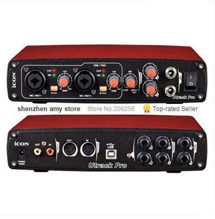 Cheap Promotions ICON Utrack Pro external USB professional audio interface recording sound card  //Price: $269.04//     #shopping