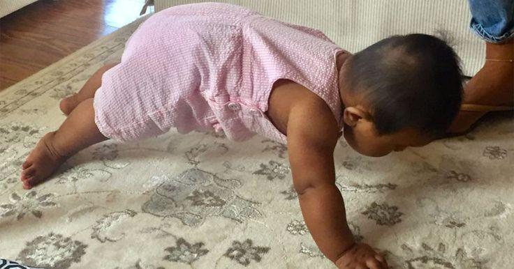 Hoda Kotb's Daughter Haley Joy Learns the Art of Planking in Adorable Instagram Post