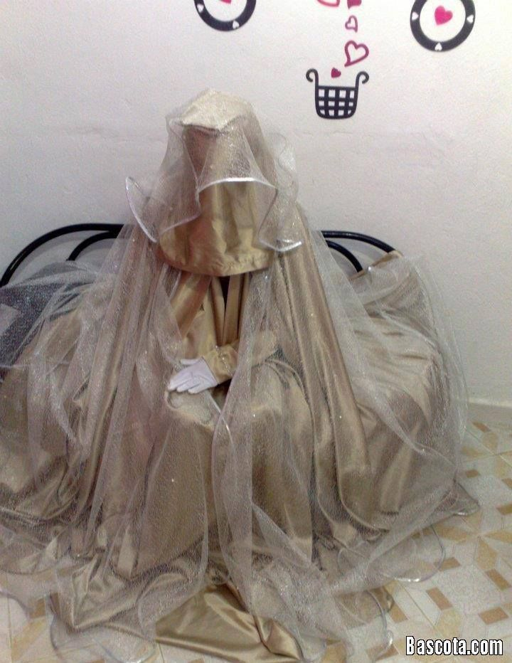 wedding niqab