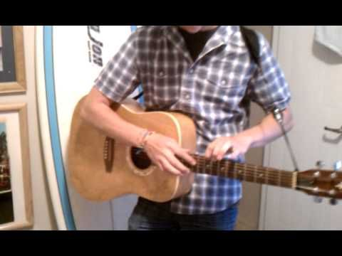 """Ian Hughes playing """"Drifting"""" by Andy McKee"""