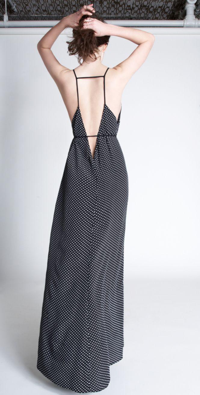 citrine dress .. the reformation