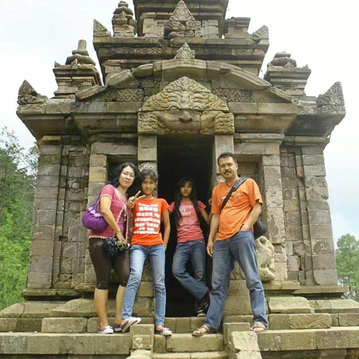 Vacation to Jawa Tengah Candi Gedong Songo
