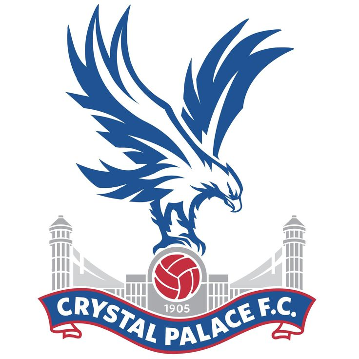 Crystal Palace Football Club Logo. I don't really like them but this logo looks sick!